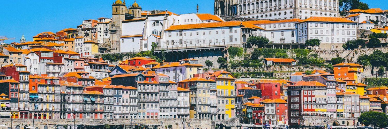 Porto, the port of Portugal