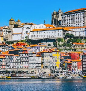 Porto, the port of Portugal